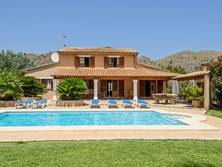 3 bedroom Villa in Pollença, Balearic Islands, Spain : ref 5364814