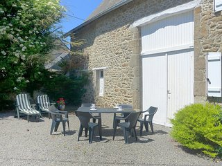 3 bedroom Villa in Le Mottais, Brittany, France : ref 5541736