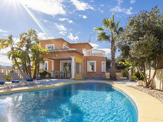 3 bedroom Villa in Denia, Valencia, Spain : ref 5311754