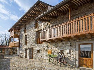 4 bedroom Apartment in Stregna, Friuli Venezia Giulia, Italy : ref 5438012