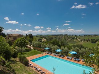 2 bedroom Apartment in Montaperti, Tuscany, Italy : ref 5513143
