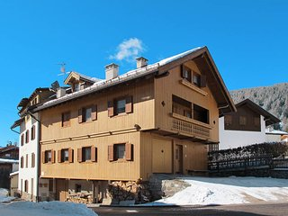 4 bedroom Apartment in Soraga, Trentino-Alto Adige, Italy : ref 5437867