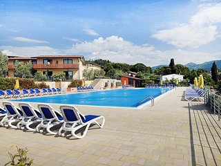 2 bedroom Apartment in Manerba del Garda, Lombardy, Italy : ref 5438749