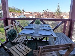 2 bedroom Apartment in Ciboure, Nouvelle-Aquitaine, France : ref 5556245