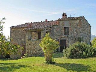 4 bedroom Villa in San Dalmazio, Tuscany, Italy : ref 5446499