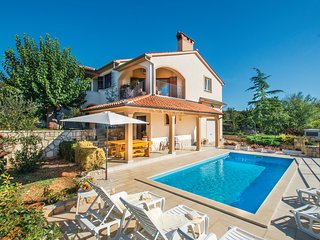 3 bedroom Villa in Barbici, Istria, Croatia : ref 5564328