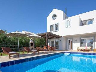 3 bedroom Villa in Lindos, South Aegean, Greece : ref 5478424