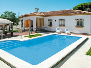 4 bedroom Villa in Chiclana de la Frontera, Andalusia, Spain : ref 5436200
