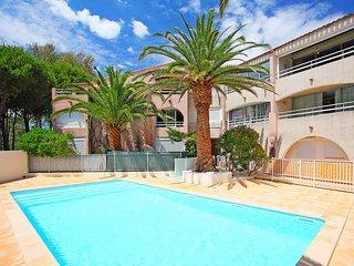 1 bedroom Apartment in Le Cap D'Agde, Occitania, France : ref 5515491
