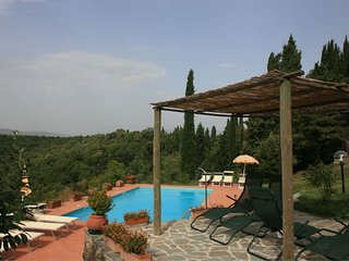 2 bedroom Apartment in Pieve A Maiano, Tuscany, Italy : ref 5490497