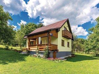 2 bedroom Villa in Vrelo Korenicko, Licko-Senjska Zupanija, Croatia : ref 553378