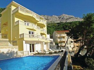 1 bedroom Apartment in Brela, Splitsko-Dalmatinska Županija, Croatia : ref 55424