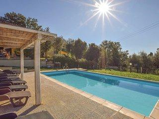 2 bedroom Villa in Monteverdi Marittimo, Tuscany, Italy - 5574766