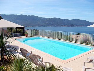 2 bedroom Apartment in Tiuccia, Corsica, France - 5440138