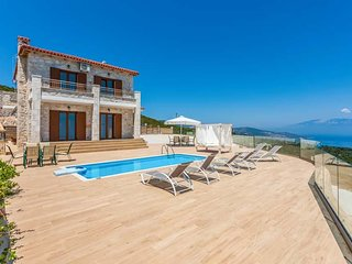 2 bedroom Villa in Koroni, Ionian Islands, Greece : ref 5426724