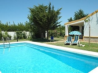 Conil de la Frontera Villa Sleeps 4 with Pool - 5080271