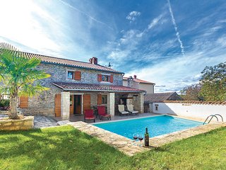 3 bedroom Villa in Puntera, Istria, Croatia : ref 5564077