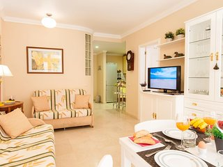 1 bedroom Apartment in city center, Canary Islands, Spain : ref 5557952
