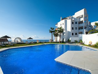 2 bedroom Apartment in Torrox, Andalusia, Spain : ref 5558938