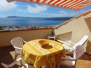 2 bedroom Apartment in Madrague de la Ville, Provence-Alpes-Cote d'Azur, France