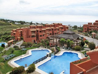 2 bedroom Apartment in Estepona, Andalusia, Spain : ref 5436436