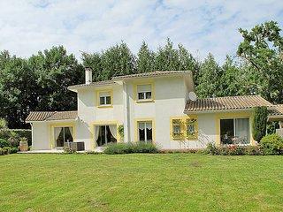 4 bedroom Villa in Angresse, Nouvelle-Aquitaine, France : ref 5434786