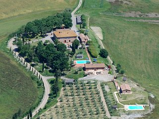 2 bedroom Villa in Peccioli, Tuscany, Italy : ref 5241068