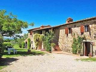 4 bedroom Villa in Valigondoli, Tuscany, Italy : ref 5446614