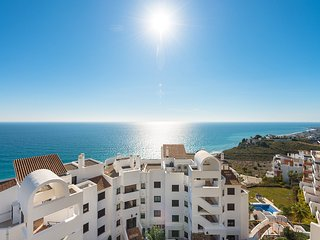 2 bedroom Apartment in Torrox, Andalusia, Spain : ref 5559171