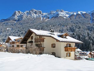 4 bedroom Apartment in Soraga, Trentino-Alto Adige, Italy : ref 5437853