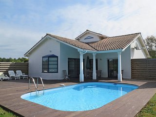 3 bedroom Villa in Moliets-et-Maa, Nouvelle-Aquitaine, France : ref 5434993