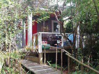 Magical hideaway in the Bamboo garden