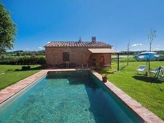 2 bedroom Villa in Monte San Savino, Tuscany, Italy : ref 5555501