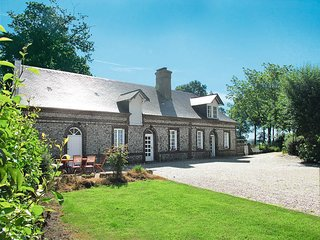 5 bedroom Villa in Maniquerville, Normandy, France : ref 5442017