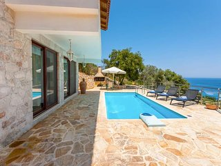 3 bedroom Villa in Koroni, Ionian Islands, Greece : ref 5426723