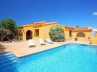 2 bedroom Villa in Mirarrosa, Valencia, Spain : ref 5552485