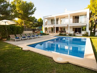 Villa in the beach of Santa Ponsa – vac10