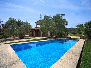 3 bedroom Villa in Port de Pollenca, Balearic Islands, Spain : ref 5237956