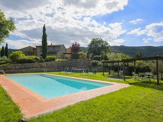 3 bedroom Villa in La Panca, Tuscany, Italy : ref 5513214