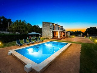 4 bedroom Villa in es Barcarès, Balearic Islands, Spain : ref 5334175