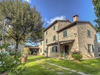 2 bedroom Apartment in Le Casine-Perignano-Spinelli, Tuscany, Italy : ref 550592