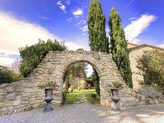 3 bedroom Apartment in Le Casine-Perignano-Spinelli, Tuscany, Italy : ref 550593