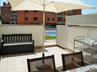 Apartamento Naiss Garden
