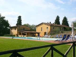 3 bedroom Apartment in Molino di Bucine, Tuscany, Italy : ref 5490555