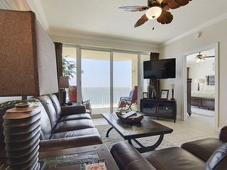 2bd/2ba Enjoy multiple views of the Gulf~Your Perfect  Luxury Winter Getaway!