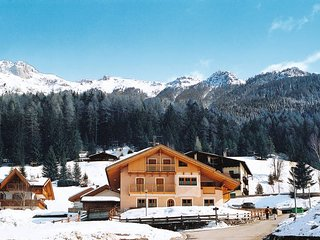 2 bedroom Apartment in Soraga, Trentino-Alto Adige, Italy : ref 5437886