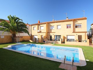 3 bedroom Apartment in Nulles, Catalonia, Spain : ref 5554417
