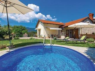 2 bedroom Villa in Jušići, Primorsko-Goranska Županija, Croatia : ref 5521469
