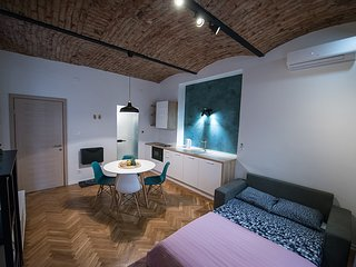 Green Oasis Zagreb City Studio Apartment