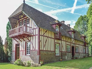 5 bedroom Villa in Beaumontel, Normandy, France : ref 5539284